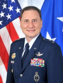 Maj. Gen. Clinton E. Crosier, USAF